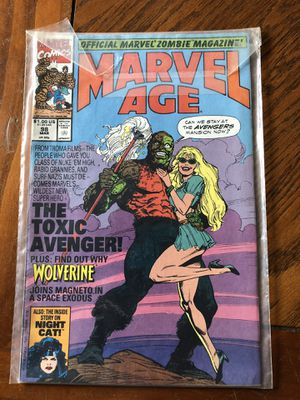 Marvel age comic for Sale in McDonald, PA