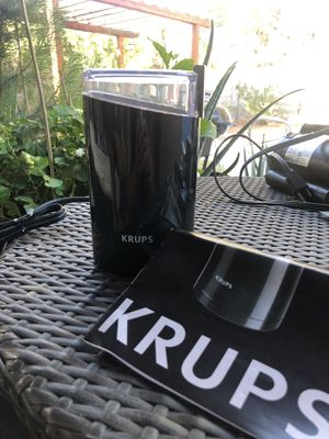 Krups coffee grinder for Sale in Las Vegas, NV