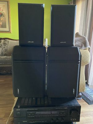 Bose Speakers and stereo for Sale in Richmond, CA