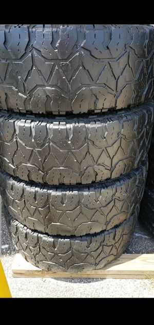 TOYO RT 22inch tires for Sale in Tampa, FL