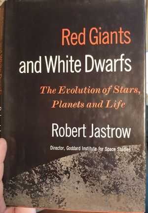 Red giants and white dwarfs book for Sale in Cogan Station, PA