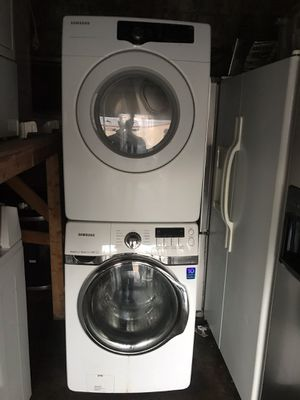 Samsung Washer and Dryer for Sale in Pittsburgh, PA