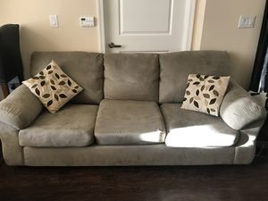 Couch and oversized chairs for Sale in Silver Spring, MD
