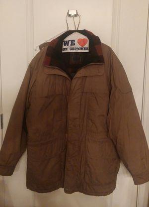St. John's Bay Men's Rugged Outdoor Winter Coat/XXL for Sale in Darnestown, MD
