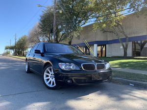 2006 BMW 750i for Sale in Dallas, TX