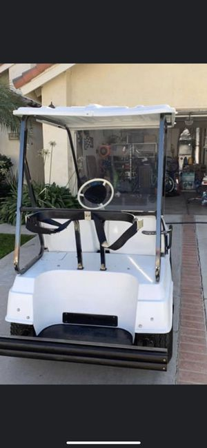 1984 electric Yamaha golf cart for Sale in Bakersfield, CA