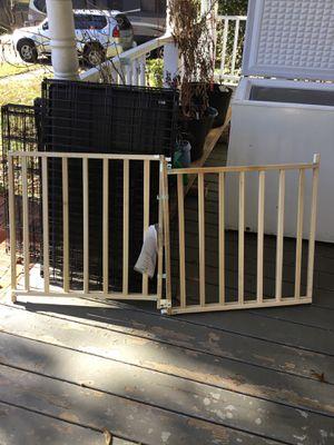 Extra wide pet gate for Sale in Sugar Hill, GA