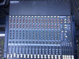 Makie CR-1604 16 channel mixer for Sale in El Sobrante, CA