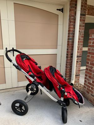 Baby Jogger City Select Double Stroller for Sale in Atlanta, GA