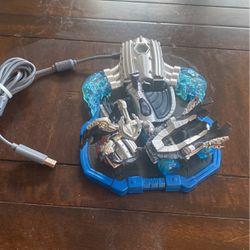Skylanders Superchargers Dark Edition For Xbox One (See Description BUT NO STEALTH ELF NOR GAME INCLUDED) for Sale in Fremont,  CA