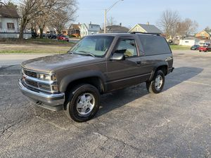 1998 2 Door Tahoe Sport 186K for Sale in Joliet, IL