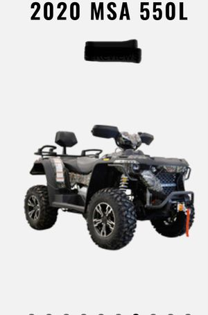 2020 MSA 550L for Sale in Hamlin, NY