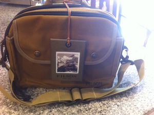Filson Fly fishing bag for Sale in Silver Spring, MD