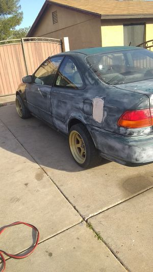 Honda Civic Ex Coupe for Sale in Glendale, AZ