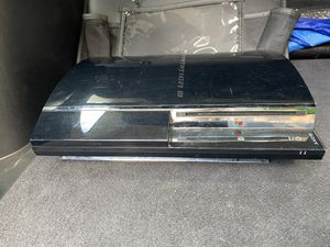 PlayStation 3 (Rare Version) (with cores) for Sale in East Haven, CT