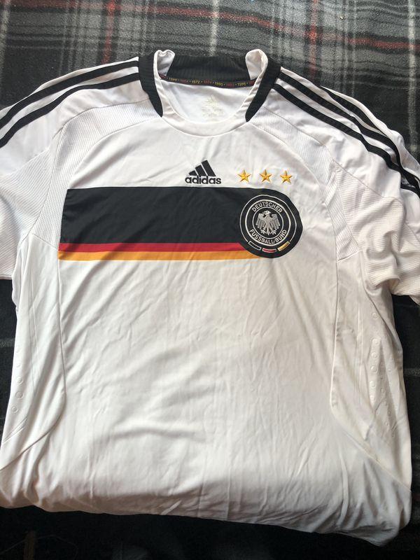 Vintage Germany Soccer Jersey ! Size XXL
