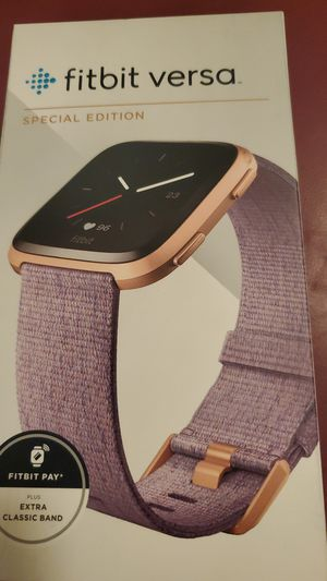 Fitbit Versa Special Edition for Sale in Lancaster, PA