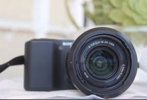 SONY NEX-3 DIGITAL CAMERA for Sale in Garden Grove, CA