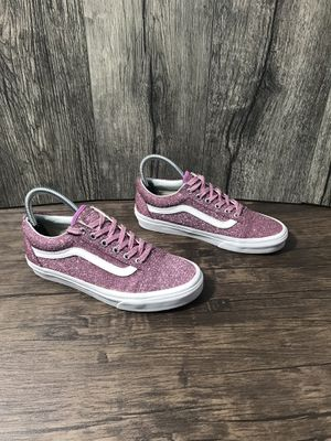 Vans Low Top Glitter Shoes for Sale in South Gate, CA