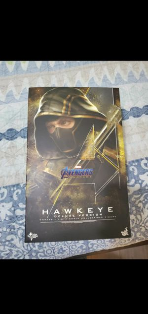Hot Toys Avengers End Game Ronin Hackeye for Sale in Los Angeles, CA