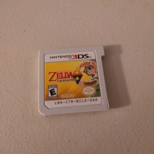 Nintendo 3ds Game Zelda A Link Between Worlds for Sale in Vancouver, WA