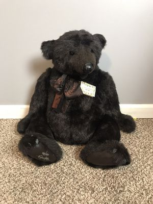 Signature Gund Collection Blackbeard Teddy Bear 235 Of 350 Collectors Item for Sale in Buckhannon, WV