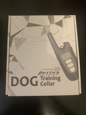 Dog Training Collar for Sale in New York, NY