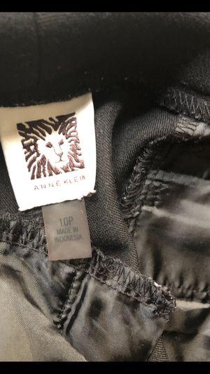 Brand women's black pants size 10 for Sale in Houston, TX