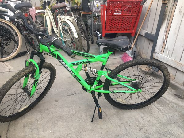 "26"" Huffy Rockcreek mountain bike"