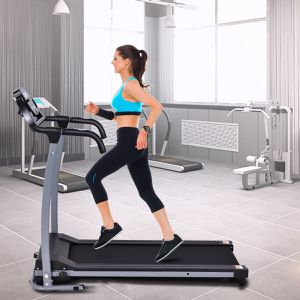 800W Folding Treadmill Electric Portable Motorized Power Running Fitness Machine w/support for Sale in Corona, CA