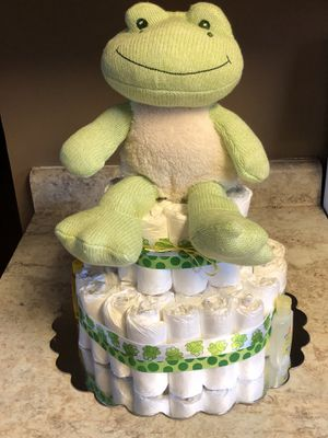 Diaper cakes for Sale in Delaware, OH