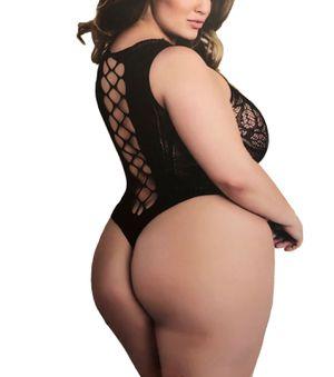 Fishnet Plus Size Bodysuit Sheer NEW for Sale in Kansas City, MO