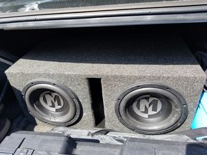 Car Stereo System w/ Amp for Sale in McDonough, GA