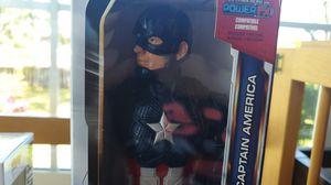 "Avengers Marvel Endgame Titan Hero Series Captain America 12"" Scale Super for Sale in Vallejo, CA"