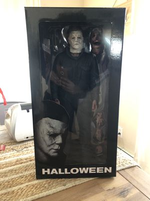 NECA 1:4 Michael Myers Action Figure for Sale in Pawtucket, RI