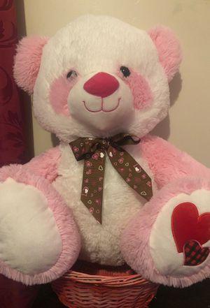 Big plush teddy bear for Sale in Los Angeles, CA