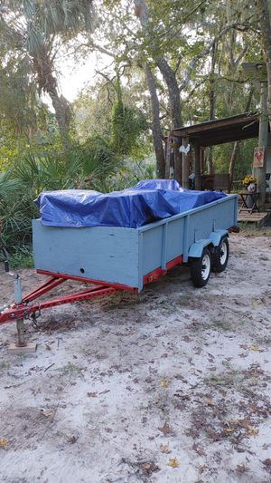 12 ft. Utility trailer for Sale in Wimauma, FL