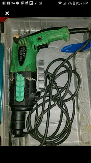 HITACHI ROTARY HAMMER DRILL for Sale in Spring Hill, FL