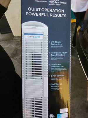 OBO Air purifier, AC unit, Dyson vacuum for Sale in Fresno, CA