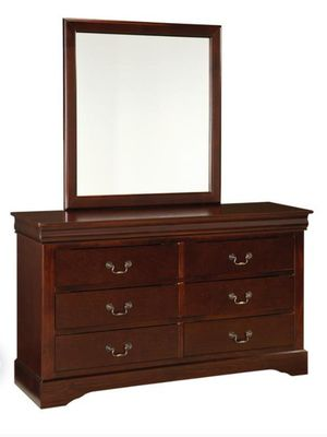 Lewiston Dark Cherry Dresser for Sale in Austin, TX
