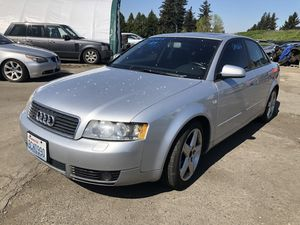 2004 Audi A4 parts for Sale in Seattle, WA