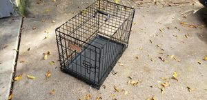 iCrate 1522 Single Door Folding Dog Crate for Sale in Humble, TX