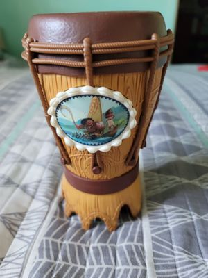 Disney Moana Percussion Drum Toy for Sale in Fontana, CA