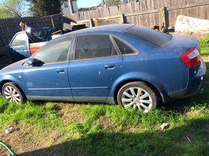 Audi 2002 A4 no sirve el motor para partes for Sale in San Lorenzo, CA
