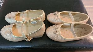 Size 8 toddler girls shoes. Both pairs for $6. Check out my other items! for Sale in West Palm Beach, FL