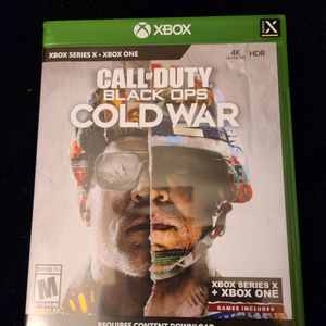 Call of Duty Black Ops Cold War for Sale in Centreville, VA