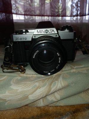 Minolta camera X-370 for Sale in Avondale, AZ