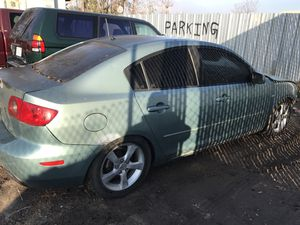 2004 Mazda 3 for parts only for Sale in Salida, CA