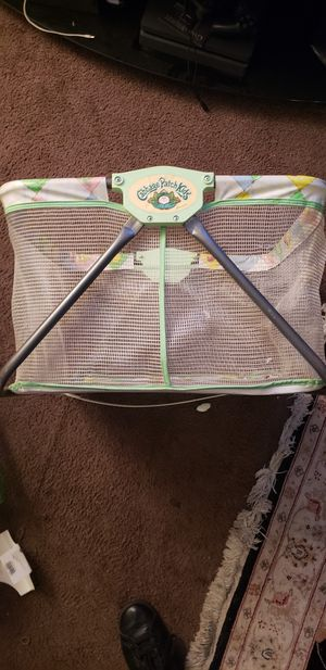 Used, Vintage 1983 cabbage patch playpen for Sale for sale  La Habra Heights, CA
