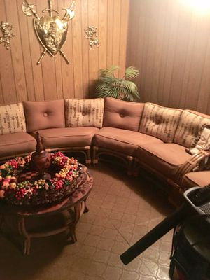 Vintage sectional couch for Sale in Wheaton, MD